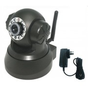 Camara IP WIFI Movimiento Infrarroja Audio con Fuente