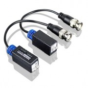 Balun UTP Video Par Bornera presión Para AHD, CVI, TVI, Video Analogico