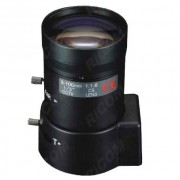 Lente Varifocal 5 a 100mm - MegaPixel  Autoiris -   Correccion IR