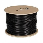 Rollo Cable FTP Cat 5 Exterior 305m con Autoportante