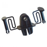 Aislador Doble Pin Lock Negro