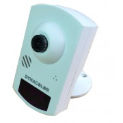Camara IP Cube WIFI 1080p30FPS Lente 3.6mm Two Way Audio
