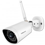 Camara IP WIFI Exterior 1080p Full HD Metalica Deteccion humana