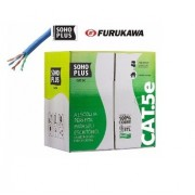 Cable Utp FURUKAWA Cat 5e Interior