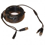 Cable 30m Prearmado de Video y Alimentacion