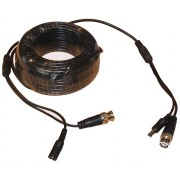Cable 18m Prearmado de Video y Alimentacion