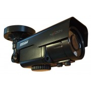 Camara IP 1080P 2Mp 3 Leds Array Lente 2.8 a 12mm ONVIF POE